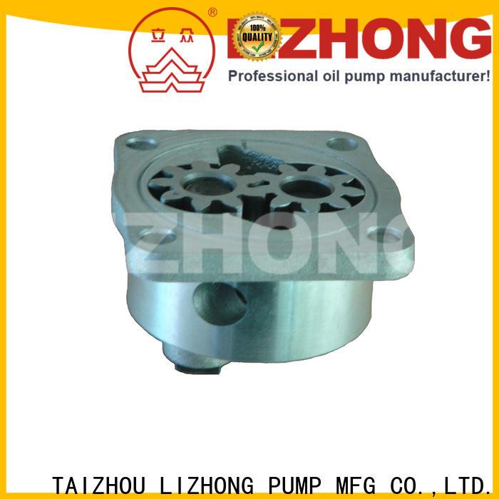 LIZHONG automotive oil pumps at discount for trunk