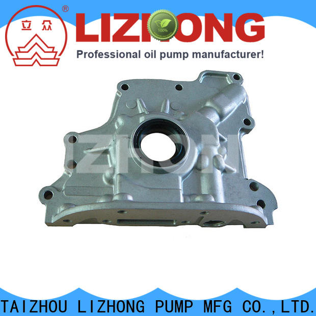 LIZHONG good quality oil pump cost supplier for trunk