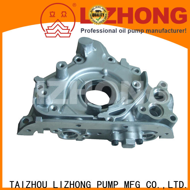 LIZHONG oil pump types wholesale for off-road vehicle
