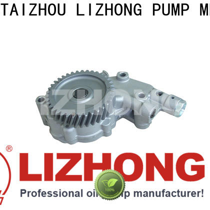 LIZHONG professional oil pump price at discount for off-road vehicle