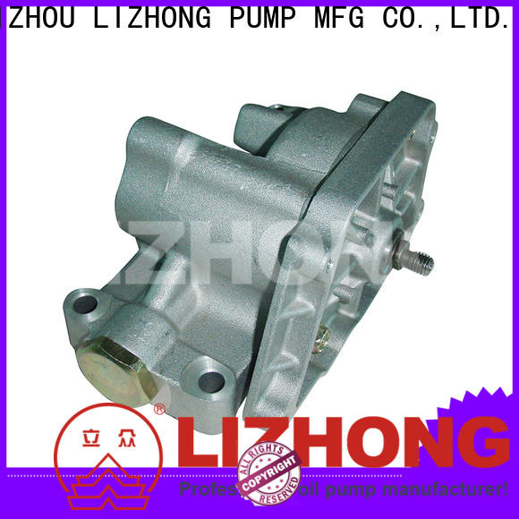 LIZHONG good quality oil pump supplier for vehicle