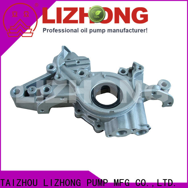 professional engine oil pumps supplier for off-road vehicle