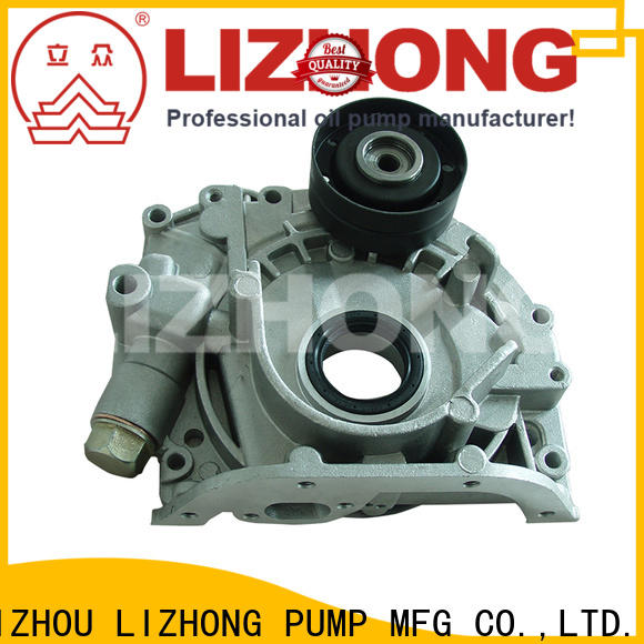 LIZHONG engine oil pumps supplier for off-road vehicle