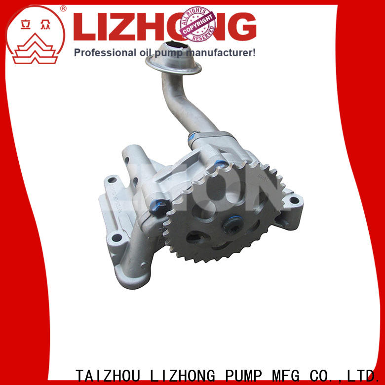 long lasting rotor oil pump supplier for off-road vehicle