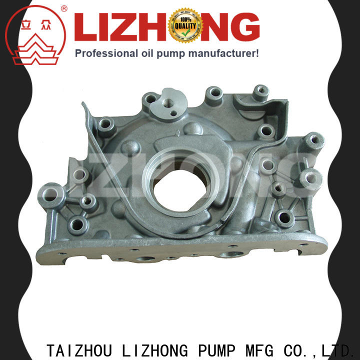 LIZHONG professional auto oil pump wholesale for car