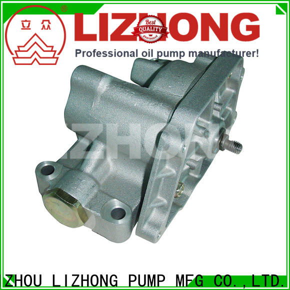 LIZHONG oil pump manufacturers promotion for car