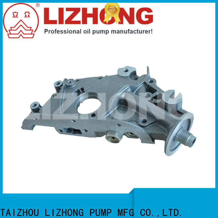 LIZHONG professional engine oil pumps at discount for vehicle