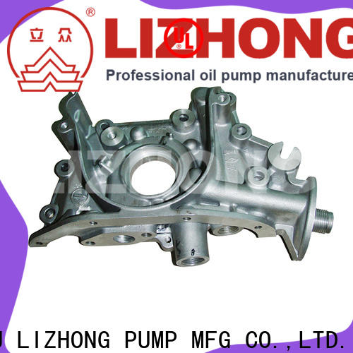 LIZHONG good quality oil pumps at discount for car