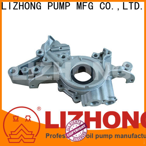 LIZHONG long lasting gear type oil pump promotion for vehicle