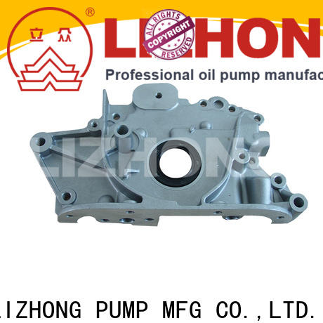 LIZHONG good quality gear type oil pump promotion for trunk