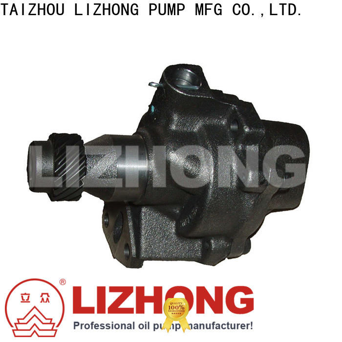 professional oil pump manufacturers at discount for car