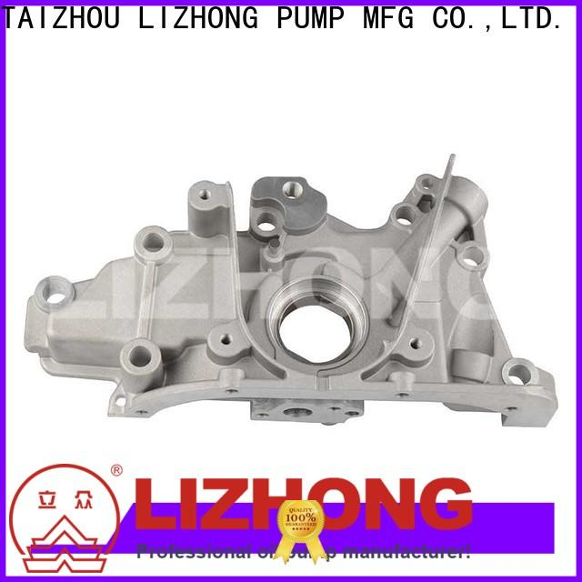 LIZHONG oil pump company promotion for off-road vehicle