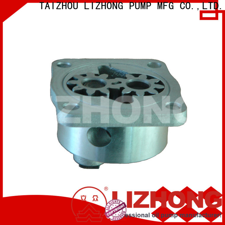LIZHONG long lasting engine oil pump types wholesale for off-road vehicle