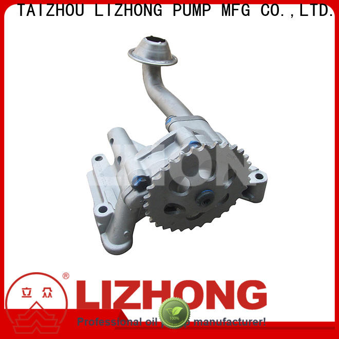 LIZHONG good quality car engine oil pump wholesale for trunk