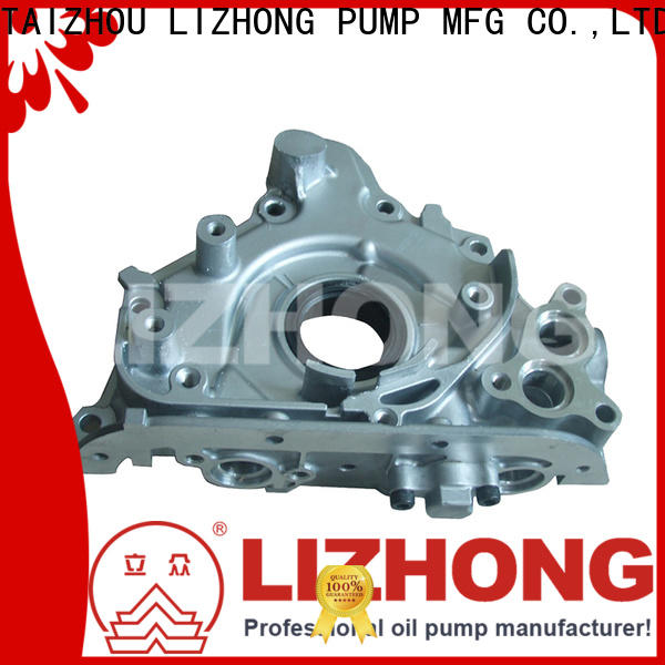 LIZHONG professional rotor type oil pump supplier for trunk