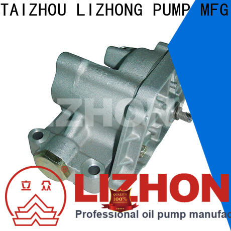 LIZHONG oil pump company promotion for vehicle