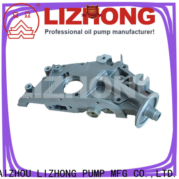 LIZHONG oil pumps manufacturers at discount for off-road vehicle