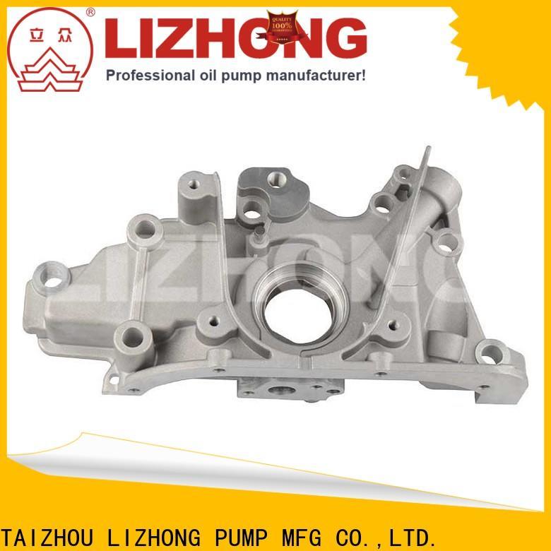 LIZHONG professional gear oil pumps supplier for car