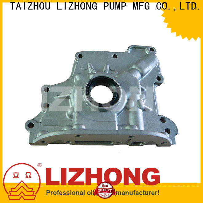 LIZHONG long lasting engine oil pump types supplier for car