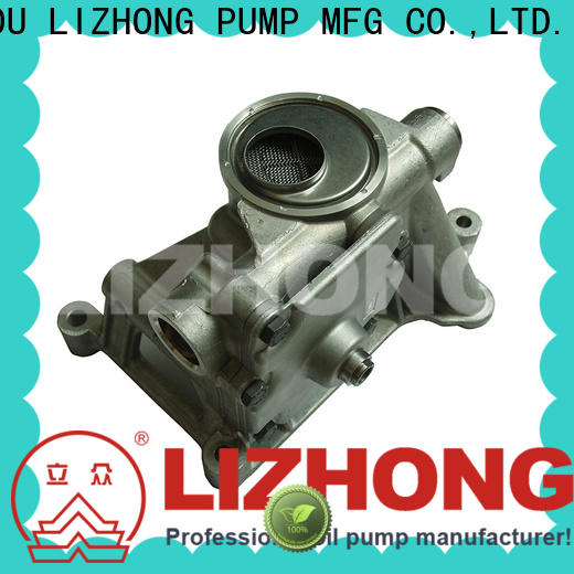 LIZHONG good quality oil pump price at discount for trunk