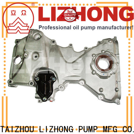 LIZHONG good quality gearbox oil pump promotion for off-road vehicle