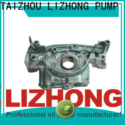 LIZHONG durable oil pump for car supplier for trunk