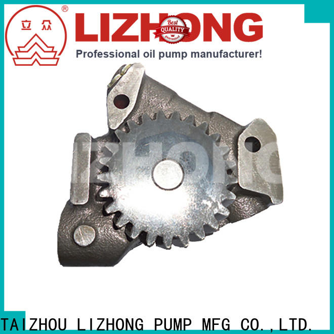 LIZHONG oil pump manufacturer online for vehicle