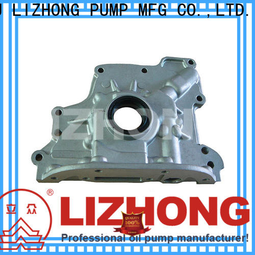 LIZHONG engine oil pump price wholesale for vehicle