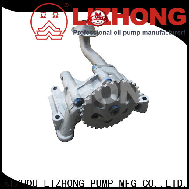 LIZHONG durable engine oil pumps supplier for car