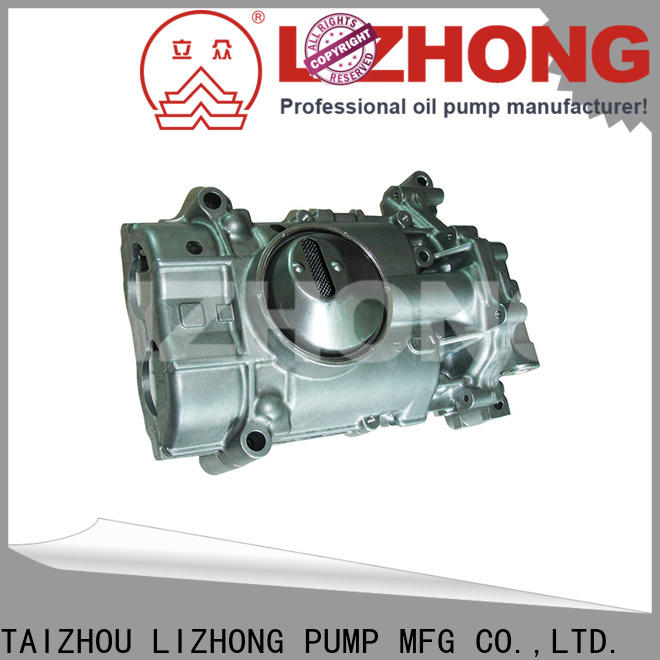 LIZHONG engine oil pumps supplier