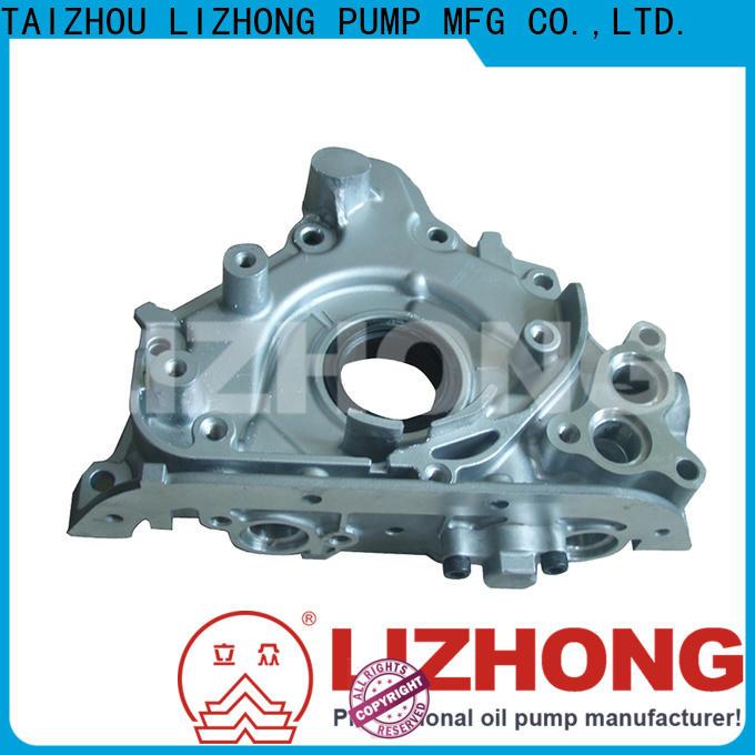 LIZHONG oil pump manufacturer wholesale for vehicle
