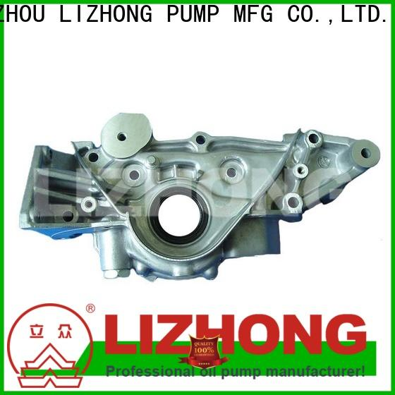 LIZHONG professional rotor type oil pump at discount for vehicle