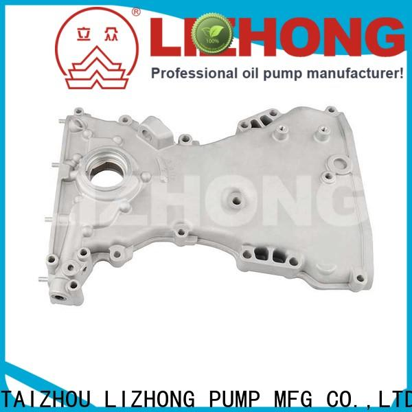 LIZHONG oil pump cost supplier for off-road vehicle