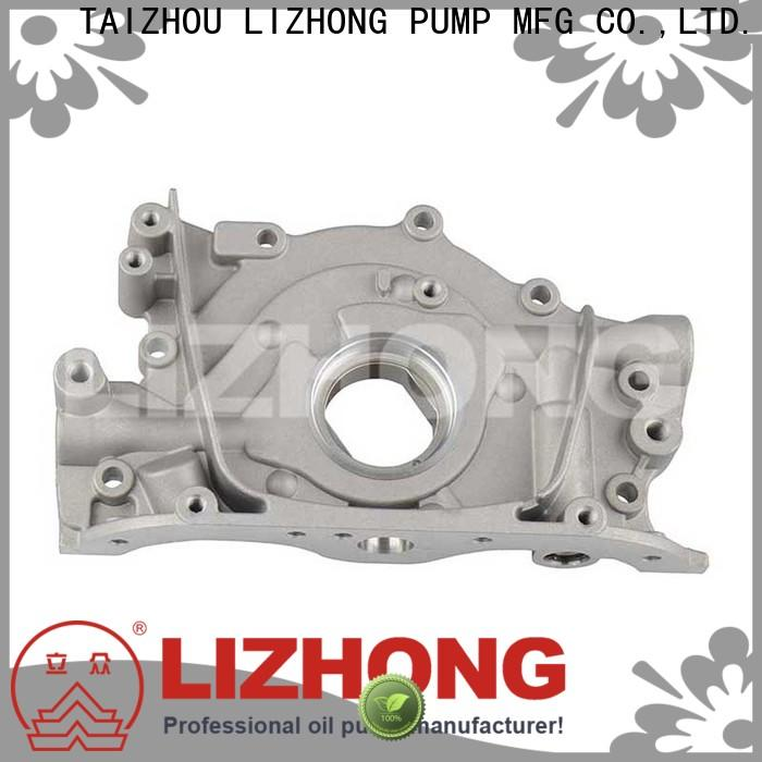 LIZHONG professional oil pump manufacturer promotion for trunk