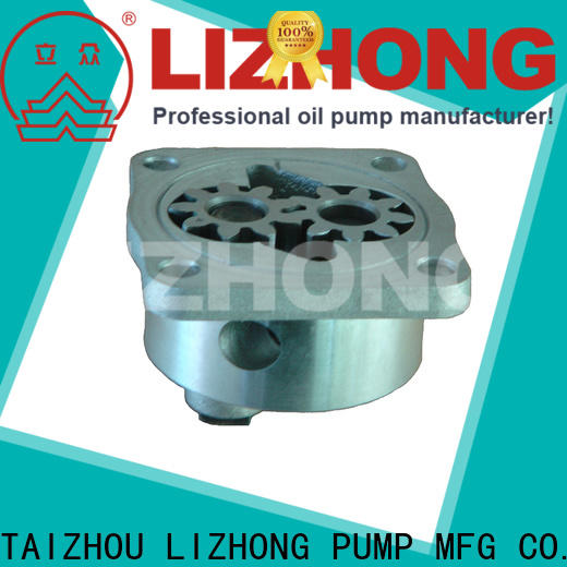 LIZHONG durable oil pump price supplier for trunk