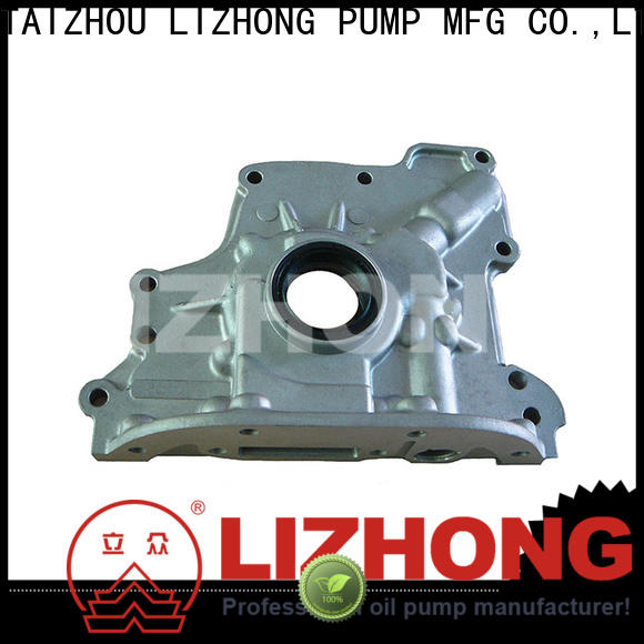 LIZHONG durable engine oil pump price wholesale for vehicle