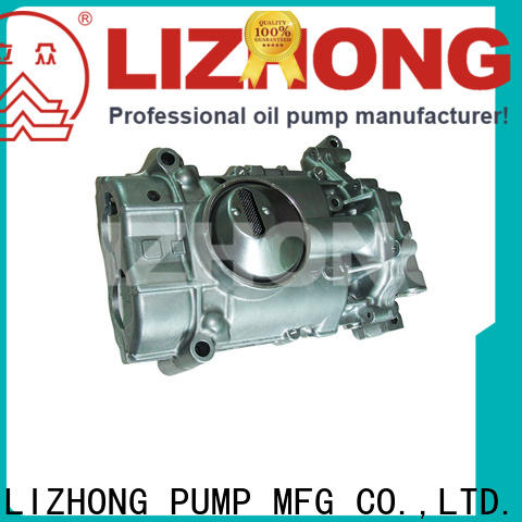 LIZHONG oil pumps at discount for off-road vehicle