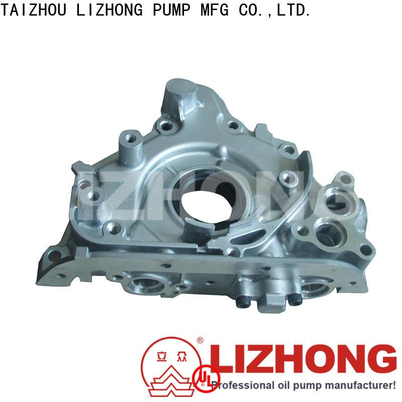 good quality gear type oil pump supplier