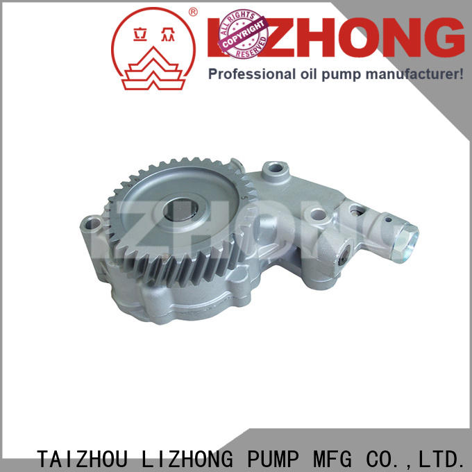 LIZHONG good quality engine oil pumps supplier for trunk