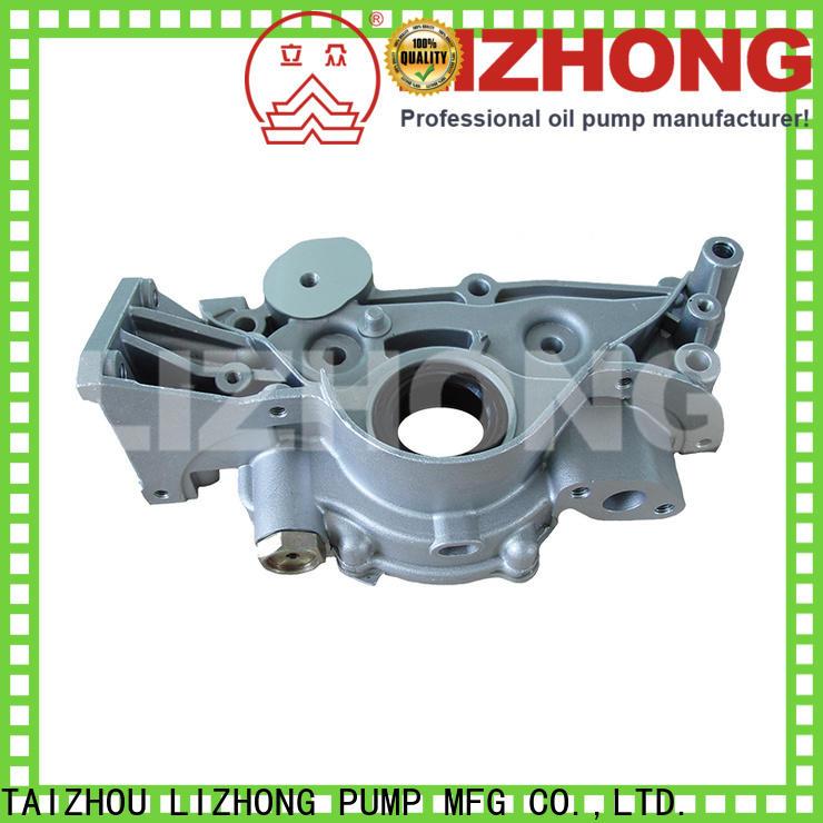 durable engine oil pump types supplier