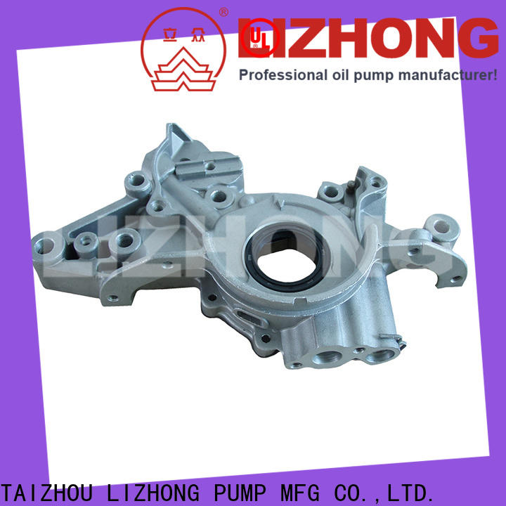 LIZHONG long lasting engine oil pump price supplier for vehicle