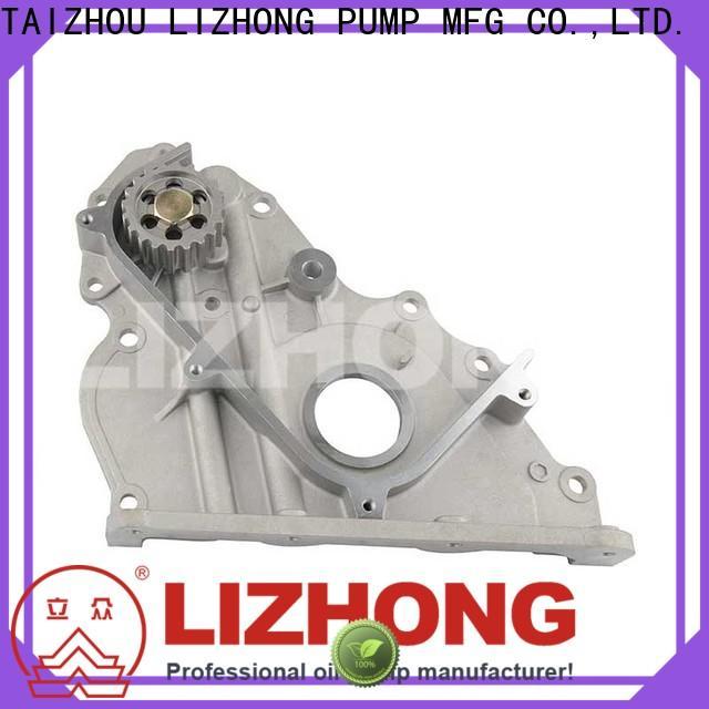 LIZHONG good quality automotive oil pump supplier