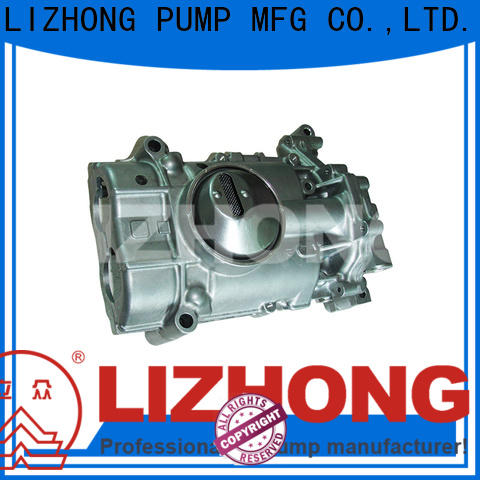 LIZHONG durable oil pump manufacturers supplier for car