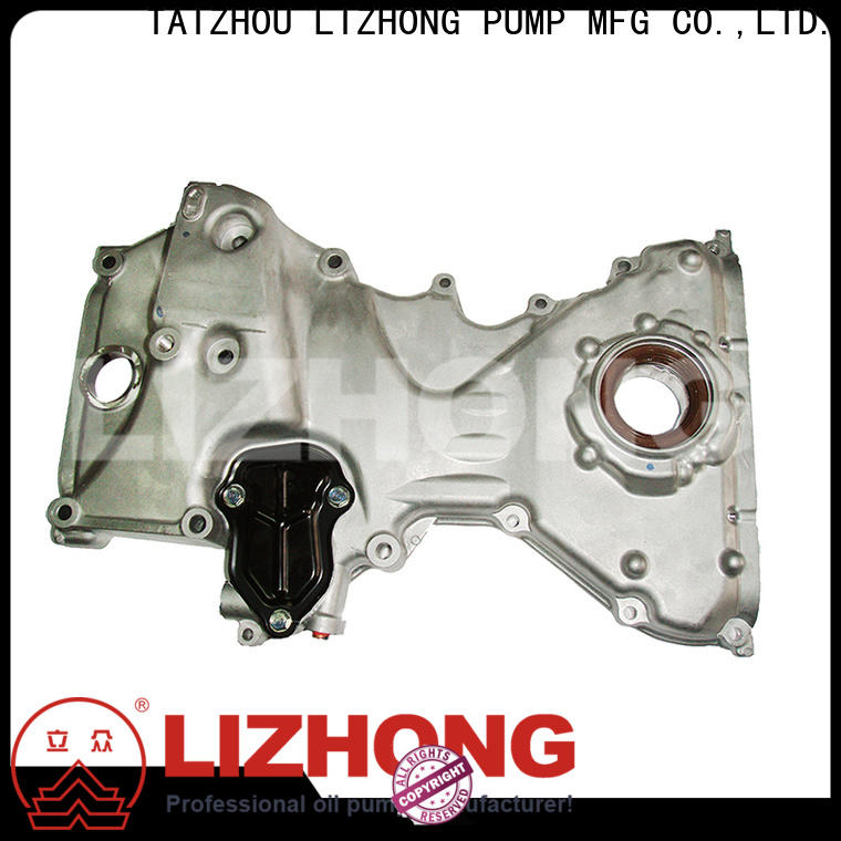 LIZHONG good quality oil pump types wholesale for off-road vehicle