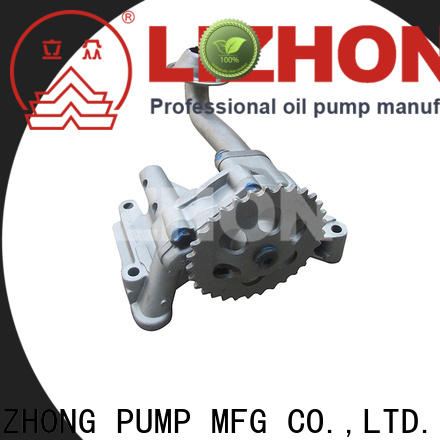 LIZHONG good quality oil pump cost supplier for car
