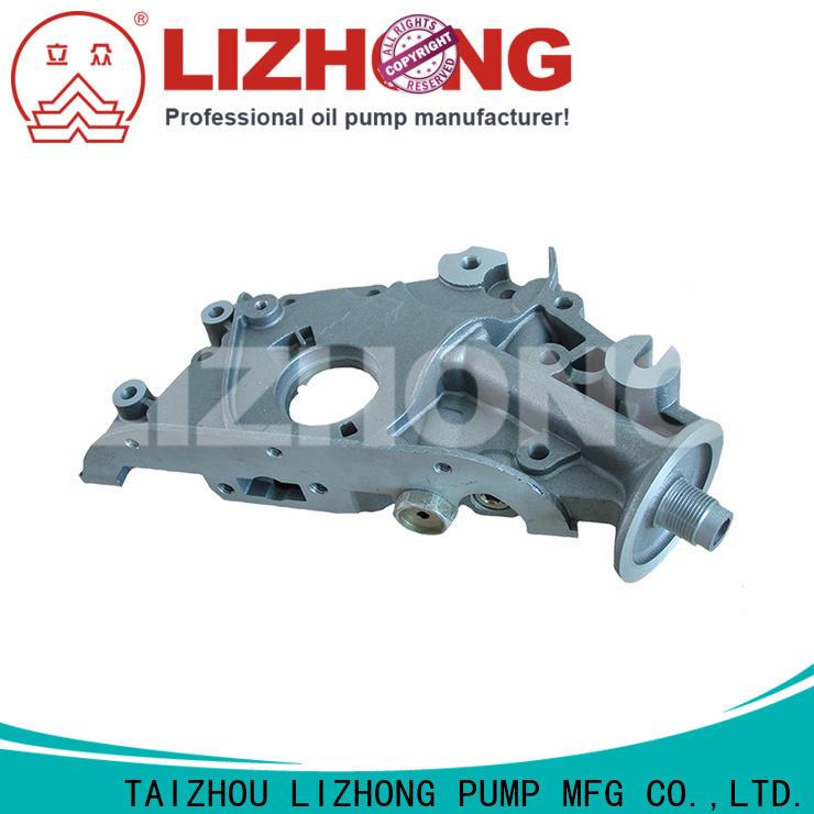 LIZHONG gear type oil pump at discount for trunk