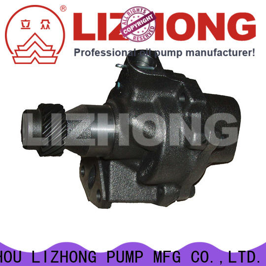 LIZHONG durable rotor oil pump wholesale for car