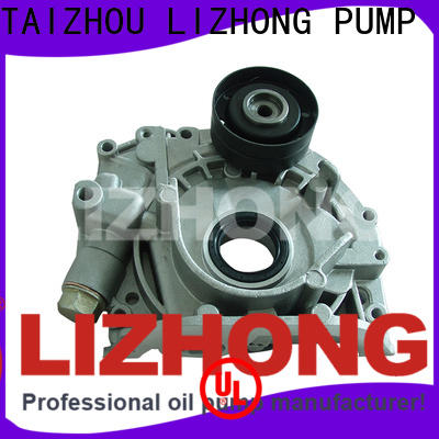 LIZHONG professional gear oil pump promotion for trunk