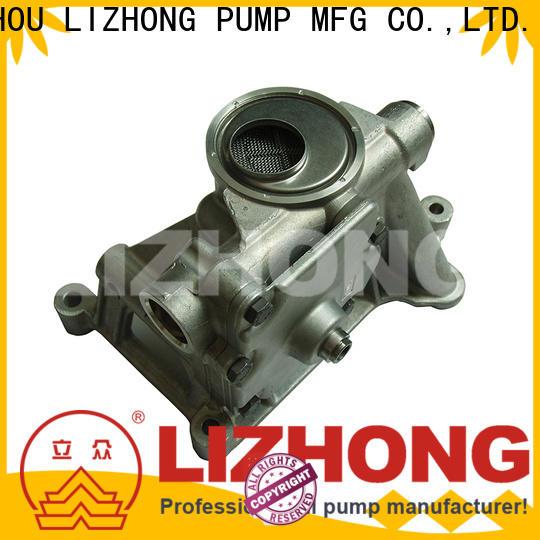 LIZHONG automotive oil pump supplier for vehicle
