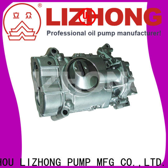 LIZHONG long lasting rotor oil pump supplier for vehicle